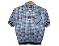 Рубашка летняя на резинке
