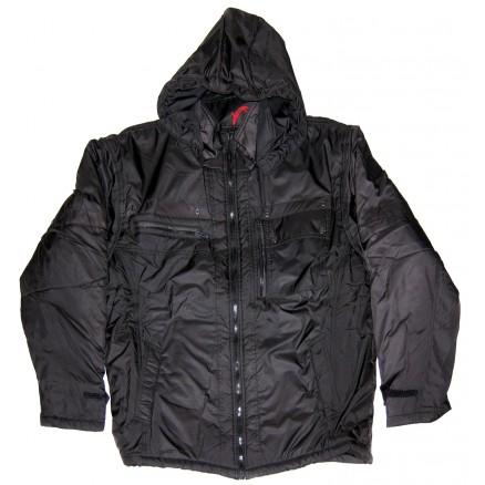 Куртка прямая теплая