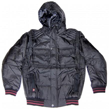 Куртка теплая на резинке