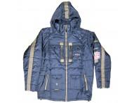 Куртка теплая прямая EXPEDITION