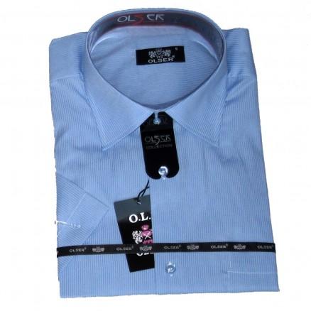 Рубашка короткий рукав классика