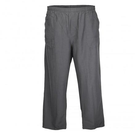 Полуспортивные штаны на резинке