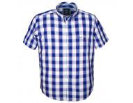 Рубашка короткий рукав 029