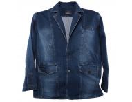 Пиджак джинсовый 001