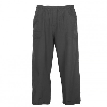 Полуспортивные штаны на резинке 013
